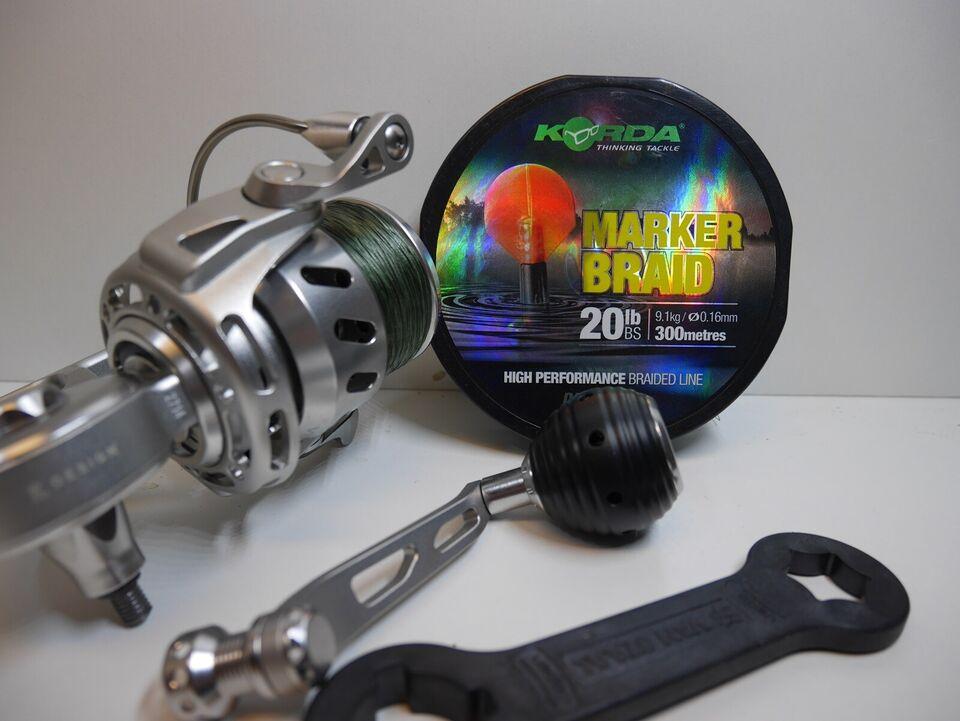 Fastspolehjul, VAN STAAL VR50