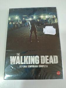 The Walking Dead Settimo Stagione 7 Completa - 4 X DVD Nuovo 3T