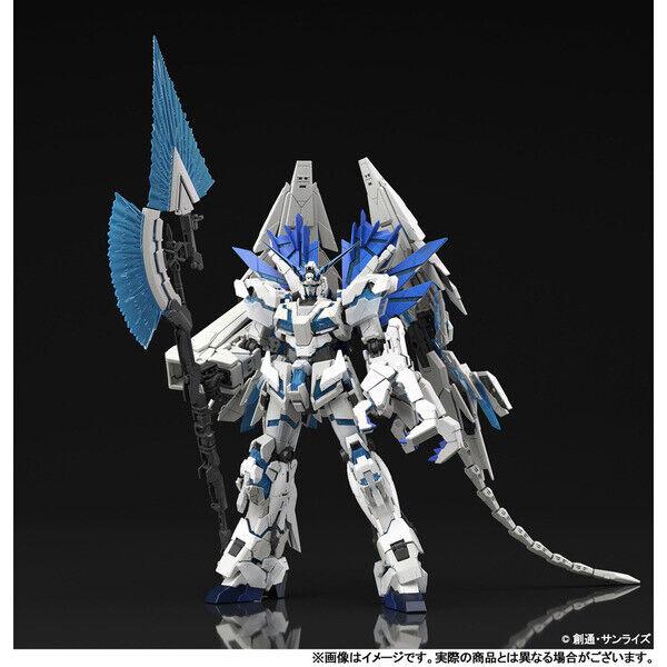 1 144 Scale RG Unicorn Gundam PERFECTIBILITY UC Gunpla Limited Model Japan