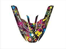 kawasaki 650 sx jet ski wrap graphics pwc stand jetski decal kit racing black