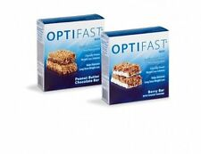 OPTIFAST® 800 MEAL REPLACEMENT BAR | 6 boxes | Berry Yogurt Bars | Fresh