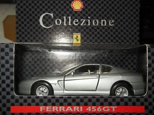 Shell-Collezione-Diecast-Ferrari-456GT-escala-1-39-Vintage-Tienda-Existencias