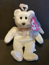 2001 TY Jingle Beanies Halo Angel Bear