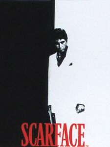 Image Is Loading New LICENSED Scarface Movie Tony Montana Gift Shower