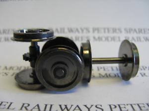47 Hornby X9665M Class 37 Wheel Set Motor Bogie 59 66 Drive Unit