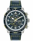 Citizen Men's Promaster Skyhawk 46mm Leather Band Eco-drive Watch Jy8078-01l