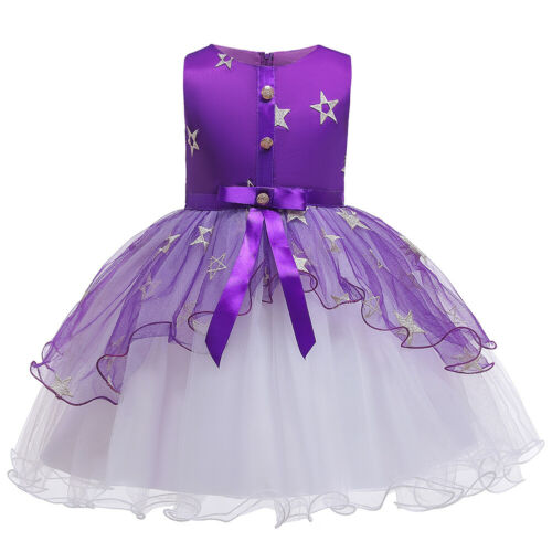 Details about  /Toddler Kids Girls Halloween Costume Witch Clothes Dresses+Hat Outfit Cosplay