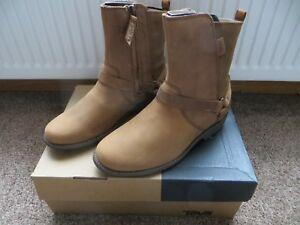 Size Leather Bnib Ladies 4 37 100Waterproof Eu By Boots Teva Upper 0nPOwk