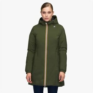 Giubbotto impermeabile K way donna CHARLENE MICRO RIPSTOP MARMOT K009NP0