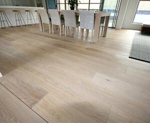 5G Engineered American Oak Parchment Timber flooring Hardwood Flooring 50% off