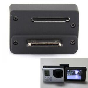 LCD-Display-Screen-Converter-Adapter-Selfie-Mount-for-Gopro-BacPac-Hero-3-4