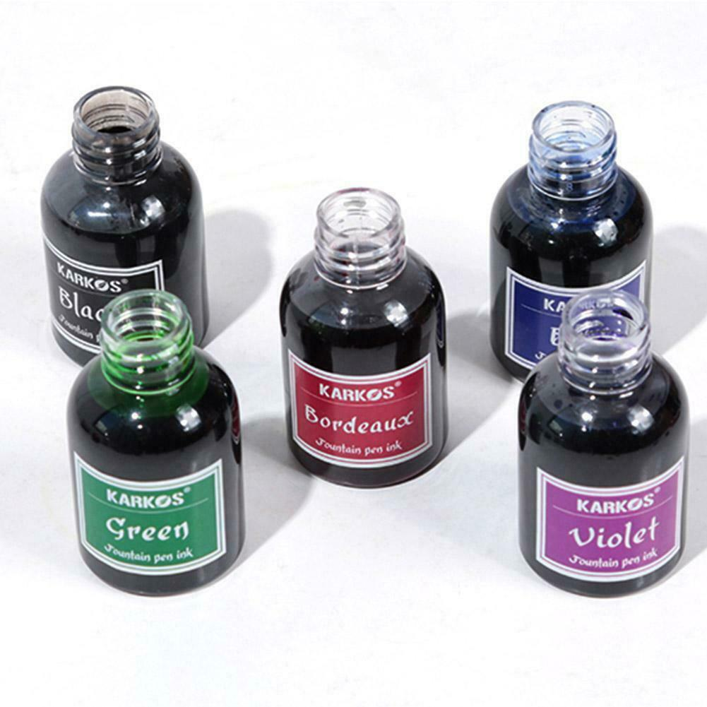 Any Four 30ml Bottles of Van Dieman's Fountain Pen Ink. 12 Colours to  Choose for sale online | eBay