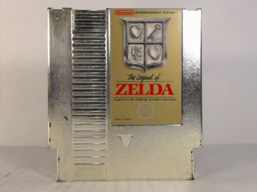 1 of 1 - LEGEND OF ZELDA --- NES Nintendo