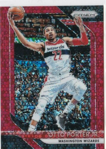 red prizm//125 - 2018//19 prizm baloncesto casi break Otto Porter Jr