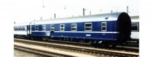Jouef-HJ4140-HO-Gauge-SNCF-T2-Sleeper-Coach-TEN-New-Logo-IV