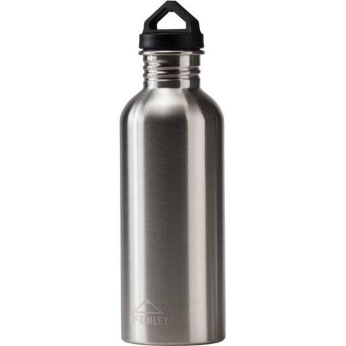 McKINLEY Wander Trekking Outdoor Trinkflasche Edelstahl 1,0 Liter 276047 Neu