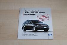 95373) Fiat Croma Prospekt 2005