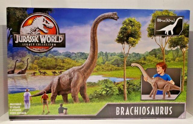 Mattel JURASSIC WORLD Legacy Collection BRACHIOSAURUS Sealed 2020 NEW DINO!!!