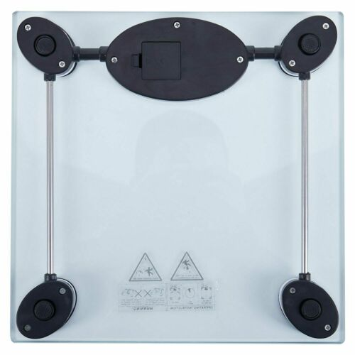 Digital Electronic BMI Body Fat Bathroom Scale 180KG LCD Scales Gym Weight Loss