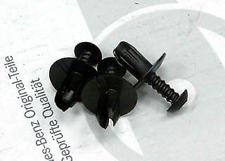Genuine MERCEDES MERCEDES BBDC Expansion Rivet 3 Pcs Partition 1239900592