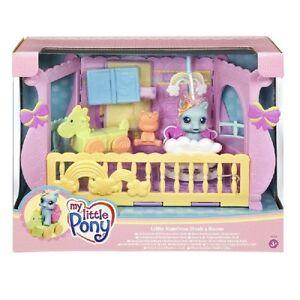 Gutherzig My Little Pony 68724/68725 Rainbow Dash's Room Neu & Ovp! Action- & Spielfiguren