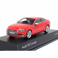 1:43 Paragon Audi S5 Convertible 2016 whitemetallic