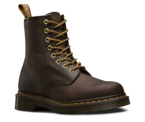 DR. MARTENS 1460 AZTEC CRAZY HORSE LEATHER BOOTS 11822200 [ALL SIZES]