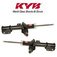 Suzuki Sx4 2007-2013 Set Of Front Left And Right Strut Assemblies Kyb Excel-g
