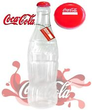 GIANT COCA COLA 60cm 2ft SAVING LARGE COKE COIN BOTTLE MONEY BOX BANK NEW