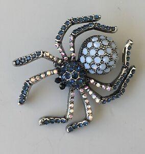 Unique-Crystal-spider-brooch-pin