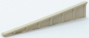 Peco-LK-68-Platform-Edging-Ramps-Concrete-Type-PK4-OO-Gauge