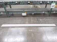"Habasit 821-K750 Plastic Table Top Conveyor Chain Length: 9'11 Width: 8"""