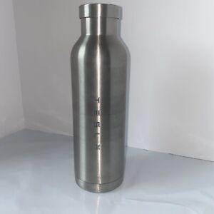 Oem Genuine Tesla Motors Stainless Steel Water Bottle Travel Mug Tumbler Rare Ebay