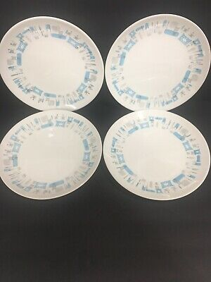 Vintage Blue Heaven by Royal China Dinner Plate