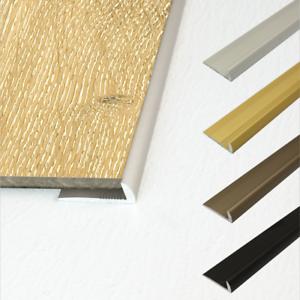 Image Is Loading Luxury Click Vinyl Flooring Edge Profile Trim Threshold