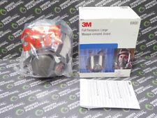 New 3m 6900 Large Full Facepiece Reusable Respirator