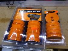 Guru Rig Box and Spare EVA Winder Spools