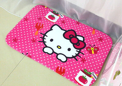 Hellokitty Door Mat Rug Carpet Floor Accent Decoration  LY774E