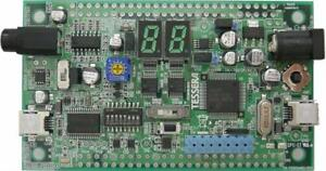 Renesas 78K0R-KE3L-USB Starter Kit for NEC 78K0R/KE3-L FLASH Microcontrollers