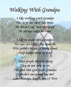 WALKING-WITH-GRANDPA-PERSONALIZED-ART-POEM-MEMORY-BIRTHDAY-GIFT