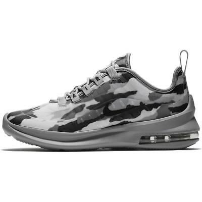 Scarpe Nike AQ9603 002 Air Max Axis GS Black Wolf Grey junior Militare | eBay