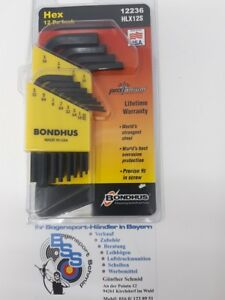 Archery Tools Bondhus Allen Wrench Set .050-5/16 Bogenschießen Recurve Compound Innensechskant Curing Cough And Facilitating Expectoration And Relieving Hoarseness Accessories