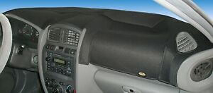 Ford Superduty F250 F350 1997-1998 Brushed Suede Dash Cover Mat Oak