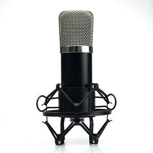 Professional-Audio-Dynamic-Condenser-Sound-Recording-Microphone-Mic-Studio