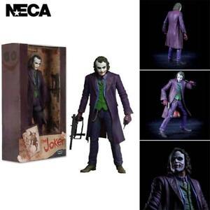 NECA-DC-Comics-The-Joker-In-Batman-Dark-Knight-7-034-Suicide-Squad-Action-Figure