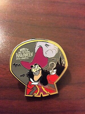 Disney Parks Pin MNSSHP 2018 Mystery Pin WDW Villains Dr Facilier