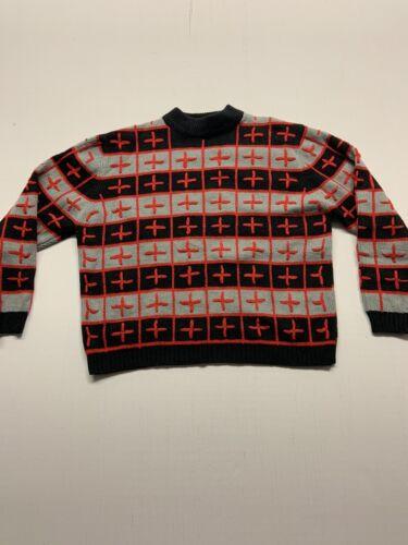 Insane 1950's MCGREGOR rare Sweater XL VINTAGE