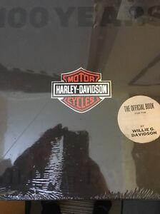 100 Years Of Harley Davidson By Willie G. Davidson - Italia - 100 Years Of Harley Davidson By Willie G. Davidson - Italia