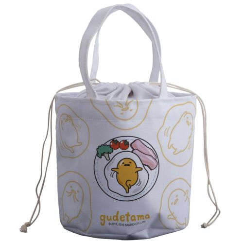 Gudetama Lunch Box Food Bag Portable Heat Preservation p20 w0095
