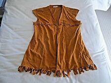 Vintage 1981 Medieval-Dungeons & Dragons Vest, FANTASY UNLIMITED-Marietta GA-D&D